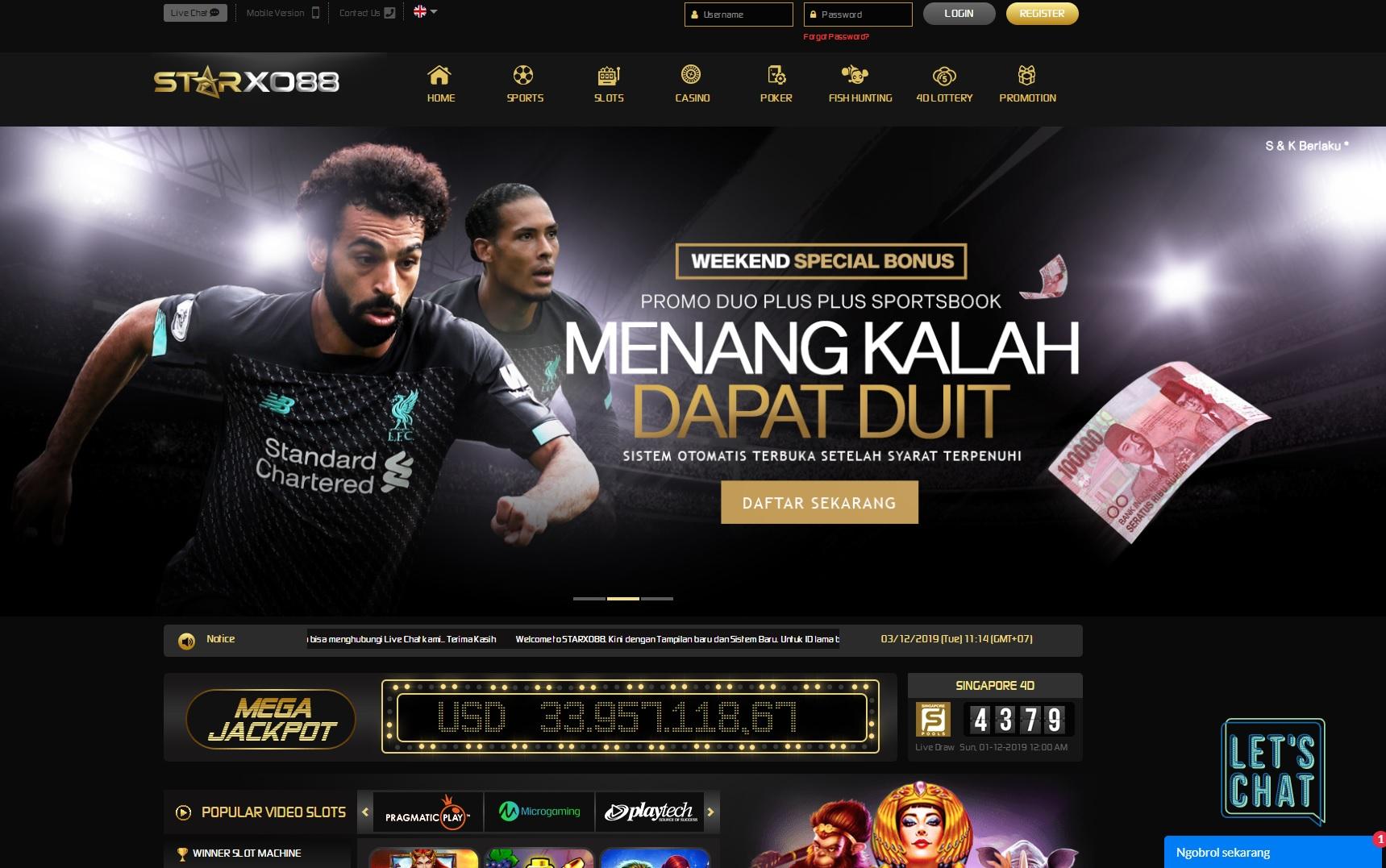 Judi Slot Memberi Jackpot Dan Bonus Informasi Dan Tips Slot Online